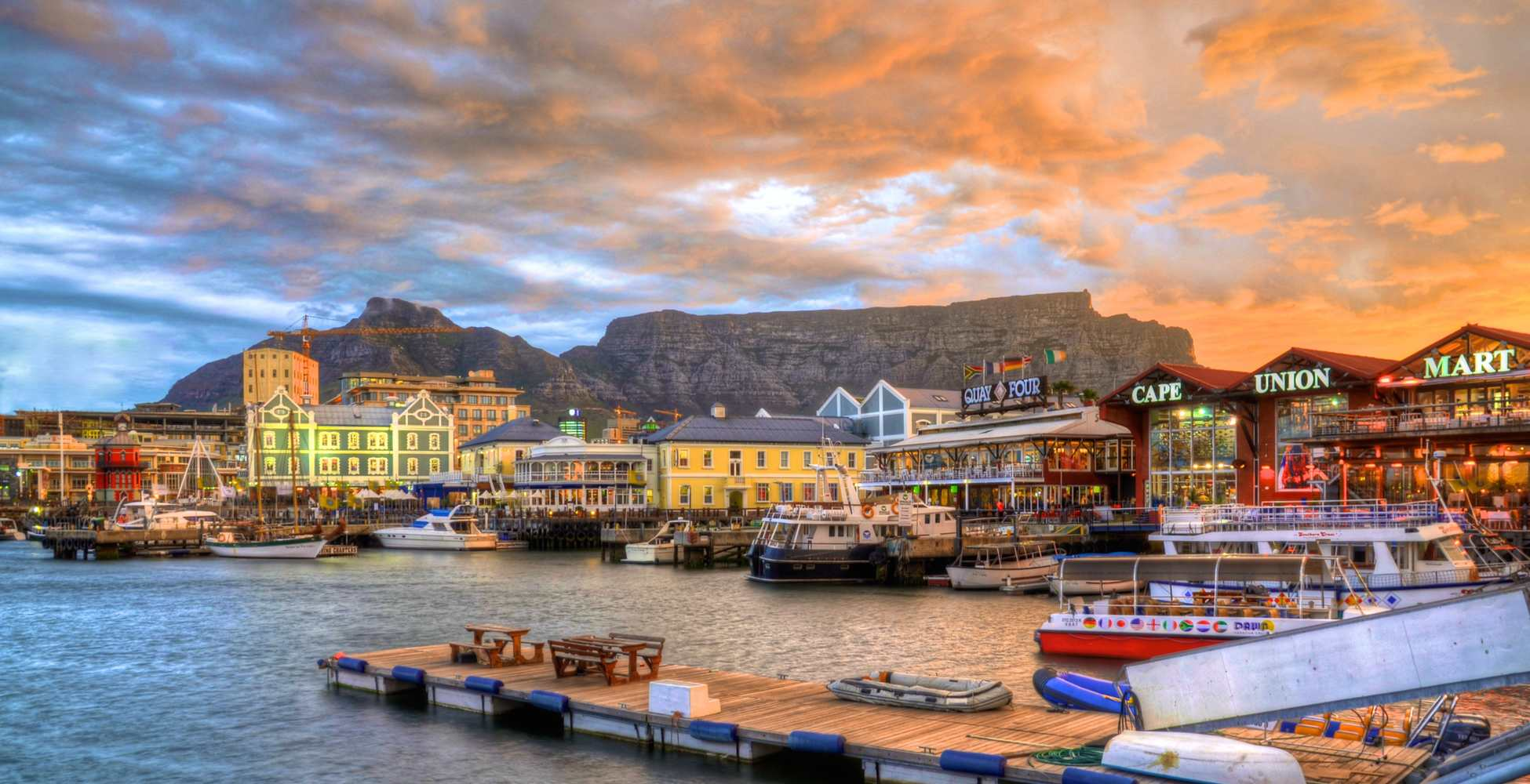 luxury travel cape town