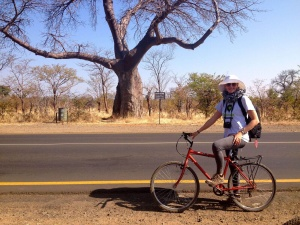 Cycling Livingstone