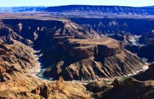 Fish River Canyon 1