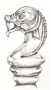 The Mythical Nyami Nyami