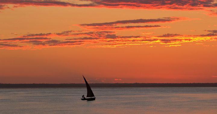 Mozambique Beach Sunset